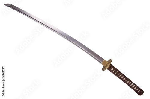 Fotografie, Obraz  Katana meč