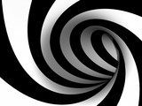 abstract 3d swirl - 44381346