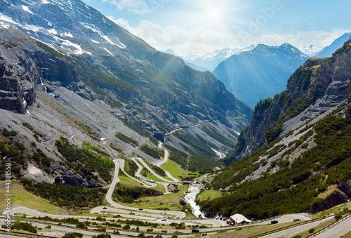 Fotografía  Summer Stelvio pass (Italy)