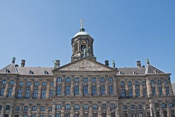 Fototapeta na wymiar Amsterdam