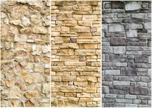 Pattern Sample Of Stone Wall Surface