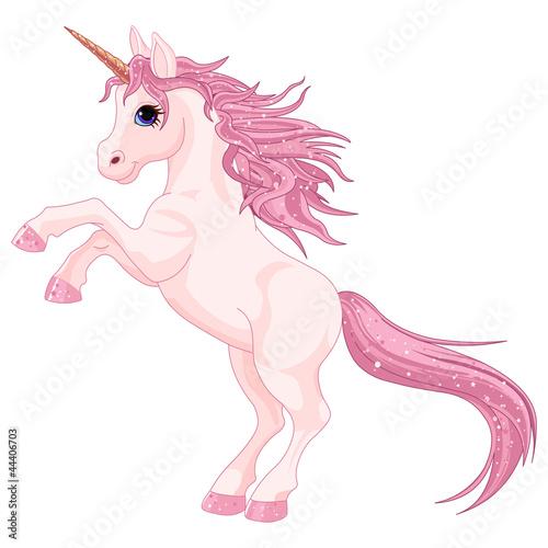 Poster Pony Magic unicorn