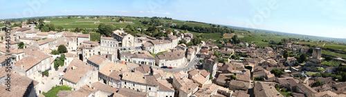 Fotografia Panorama saint emilion