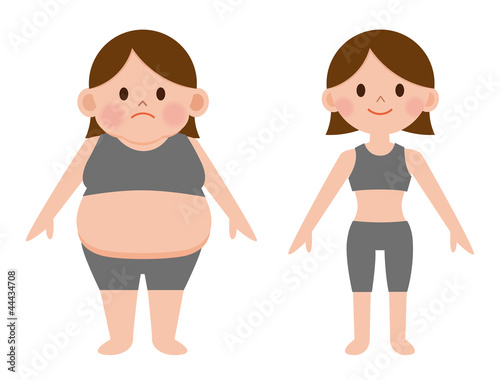 Fotografia  体重 女性