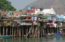 Floating Village, Tai O, Hongkong