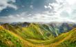 Mountain Panorama Landscape