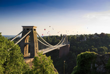 Clifton Suspension Bridge And ...