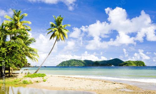Cadres-photo bureau Caraibes Batteaux Bay, Tobago