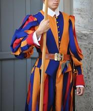 Guardia Svizzera In Vaticano