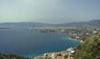 View on Mirabello Gulf and Agios Nikolaos