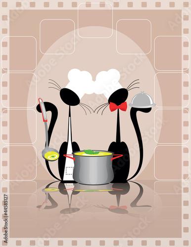 Obrazy do kuchni   tlo-menu