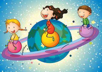 djeca na planeti
