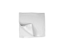 Handkerchief Isolated On White