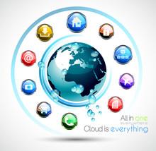 Cloud Computing Conceptual Ima...
