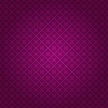 Dark Purple Geometric Seamless Background