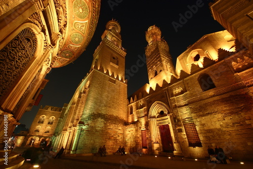 Photo Stands Egypt Islamic Architecture - Cairo, Egypt