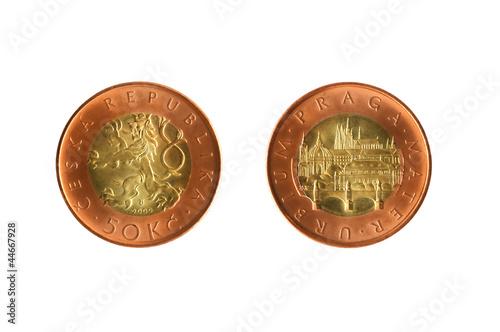 Photo  Czech Coin