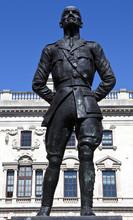 Jan Christian Smuts Statue In ...