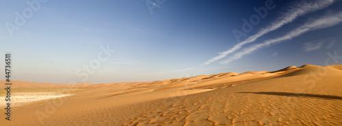 Keuken foto achterwand Droogte Abu Dhabi's desert dunes