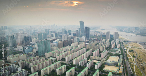 Foto op Plexiglas Seoel Seoul city