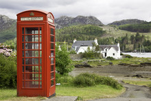 Schottland Idylle In Plockton