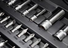 Toolbox, Tools Kit Detail Close Up
