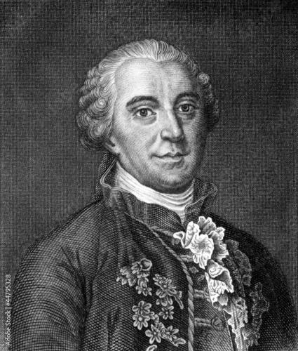 Fotomural Georges-Louis Leclerc, Comte de Buffon