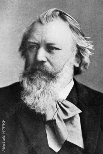 Fotomural  Johannes Brahms