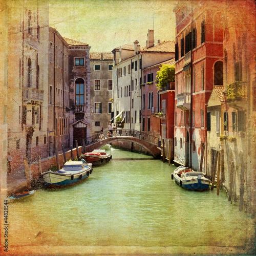 Nowoczesny obraz na płótnie Venice