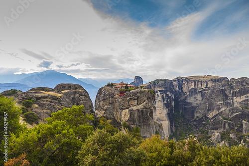 Fotografie, Obraz  Meteora, Greece