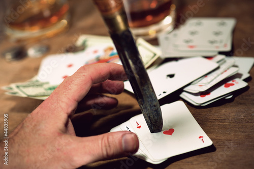 Tela Poker game