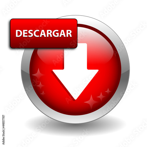 Botón Web DESCARGAR (descarga internet hacer clic aquí download): comprar  este vector de stock y explorar vectores similares en Adobe Stock | Adobe  Stock