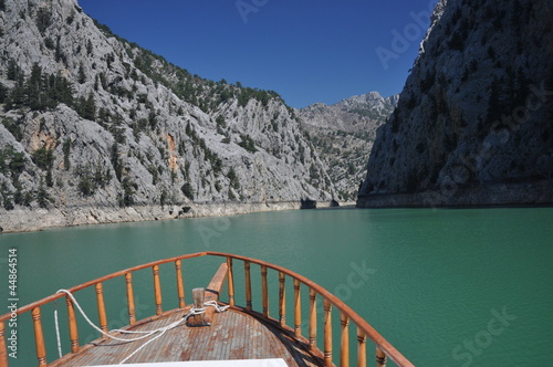Obraz na płótnie Green Canyon, Türkei