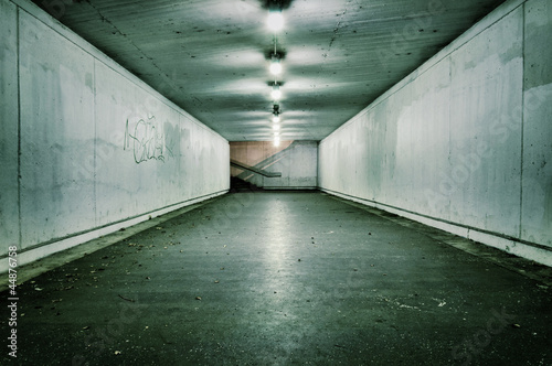 Photo Stands Tunnel Passionate vintage tunnel