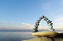 Balancing At Sea