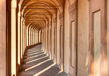 Portico Di San Luca, Bologna