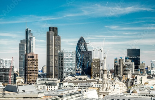 Foto op Canvas Londen London Cityscape