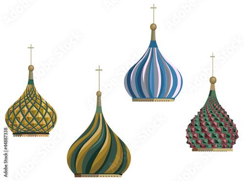 Photo Kremlin Domes