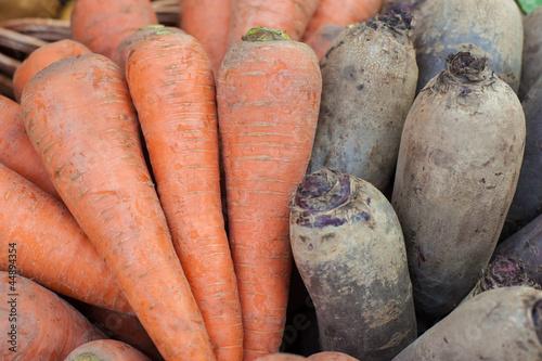 Fotografie, Obraz  various vegetables and fruits