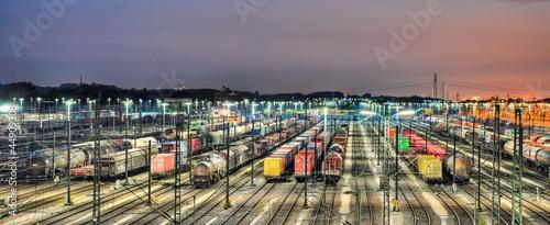 Fotografia Güterzüge
