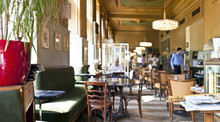 Traditional Viennese Coffee House