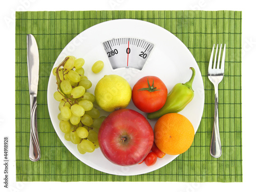 Fotografie, Obraz  Diet and nutrition