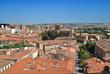 Aerial view of Salamanca