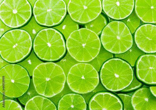 Canvas-taulu lime background