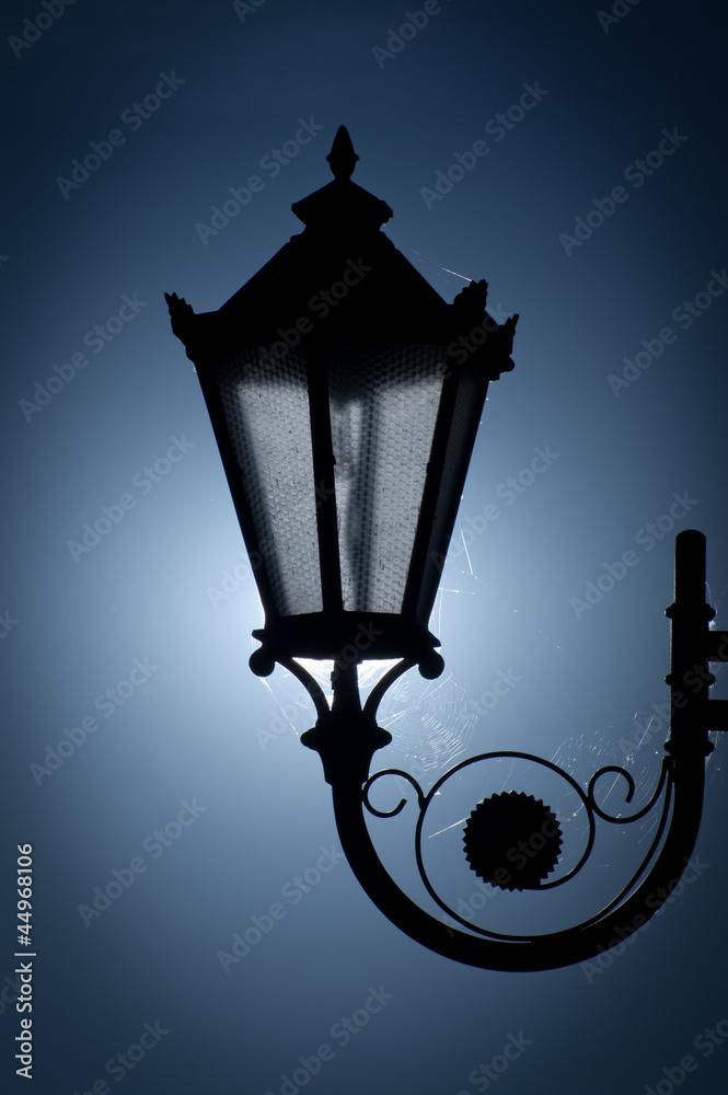 Fototapety, obrazy: Street lamp