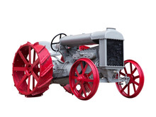 Collectible Antique Toy Tractor