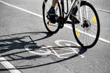 Shadow of bike - 44979733