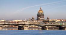 Classical View Of Neva River I...