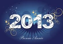 Carte De Voeux 2013 - Bonne An...