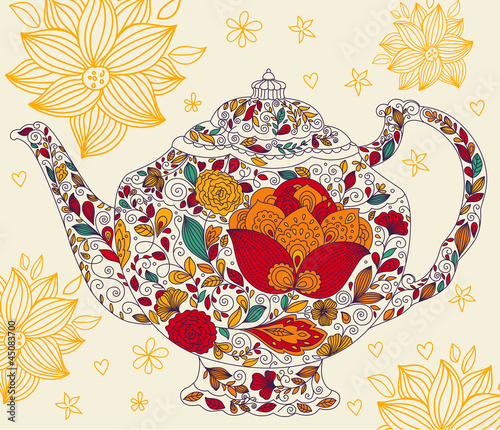 vector-template-with-teapot
